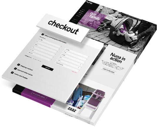 hassle free checkout process